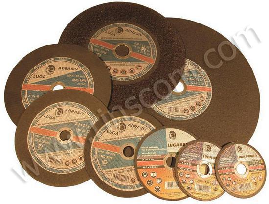 Абразивные диски разных диаметров